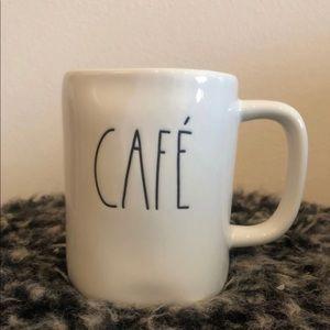 Brand new Rae Dunn cafe Spanish mug